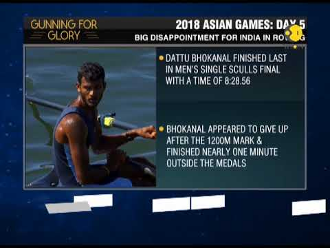 Asian Games 2018: Indian Rowers Miss Out On Medals