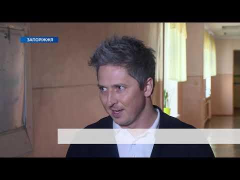 Телеканал TV5: В Запорізькому колегіумі команда всеукраїнського проекту «JUNIOR Z» представила 5 нових видів спорту