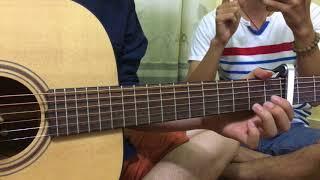 Em Gái Mưa - Hương Tràm | Guitar cover by Trung Lộc
