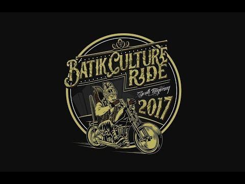 BATIK CULTURE RIDE 2017 - TANGERANG #MOTOVLOG