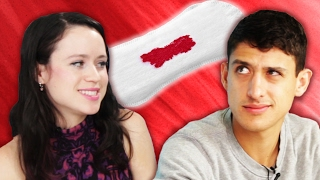 Man Sees His Girlfriend's Period Blood For The First Time thumbnail