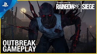 Rainbow Six Siege - Operation Chimera: Outbreak Gameplay | PS4