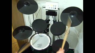Gary Moore - Still Got The Blues (Drum Cover - Franki Bio)