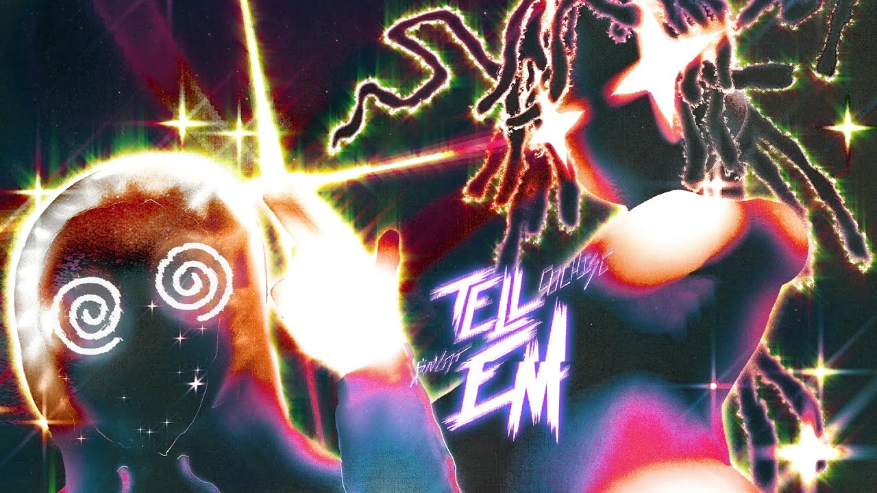 Download Cochise - Tell Em (feat. $NOT) (Official Visualizer)