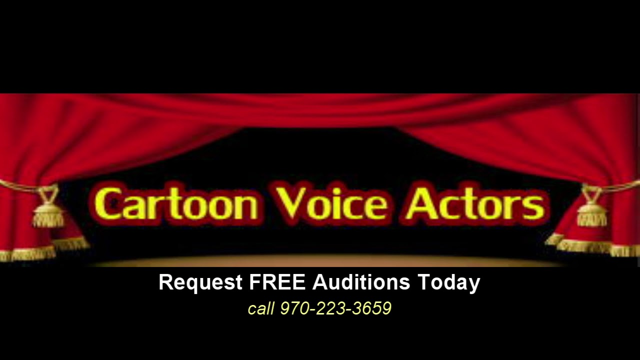 Cartoon Actors Yes But We Say It With Character