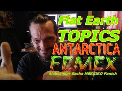 Flat Earth Topics - 06 ANTARCTICA (Ravna Zemlja, Tierra Plana) thumbnail