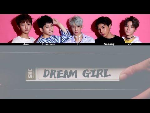 VERMUDA - Dream Girl [MV + Lyrics Color Coded Han|Rom|Eng]