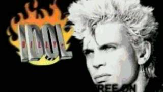 Billy Idol Rebel Yell Live Greatest Hits