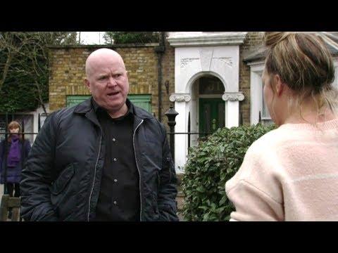 EastEnders - Phil Mitchell Vs. Karen Taylor (15th February 2019)
