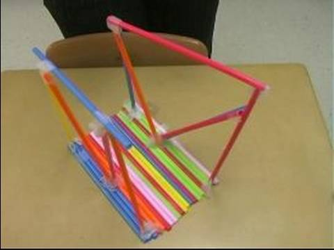 Children S Birthday Party Games How To Use Straws To