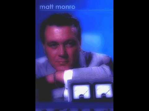 Matt Monro - No me dejes
