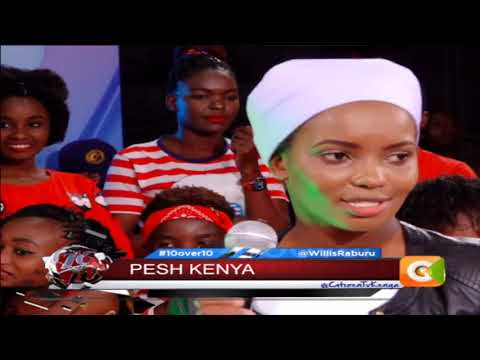 Pesh Kenya: Religion, society should never hinder you achieving dreams #10Over10