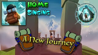 Rolling Sky 2/Rolling Dream Singing - A New Journey (Home)