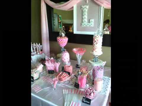 Candy bar ideas facil youtube - Como hacer un candy bar ...
