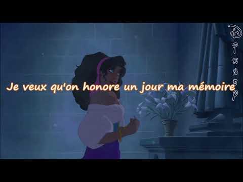 Les Bannis Ont Droit d'Amour - Le Bossu De Notre Dame - Disney Karaoké