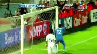 Chile Vs Paraguay (2-0) Eliminatorias Mundial Brasil 2014