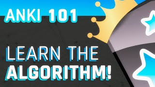 The Anki Algorithm- learning vs graduated
