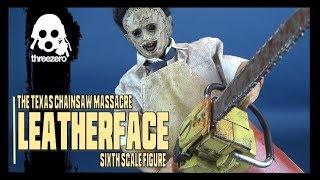ThreeZero The Texas Chainsaw Massacre Leatherface | Video Review HORROR