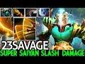 MIRACLE [Phantom Assassin] Insane Dagger Effects Fountain Farming 7.22 Dota 2