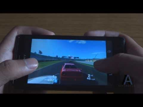 Sony Xperia M Gaming Performance