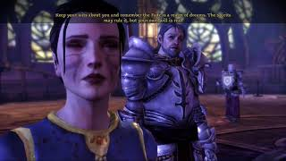 Dragon Age: Origins: Magical Tendencies - Episode 2 - Sibling-Couch