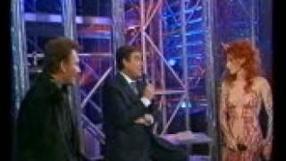 Mylène Farmer Souviens-toi du jour Interview Johnny Hallyday