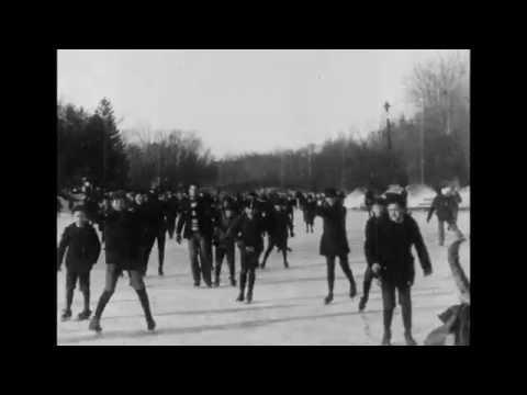 Skating in Montreal (1902 ?)