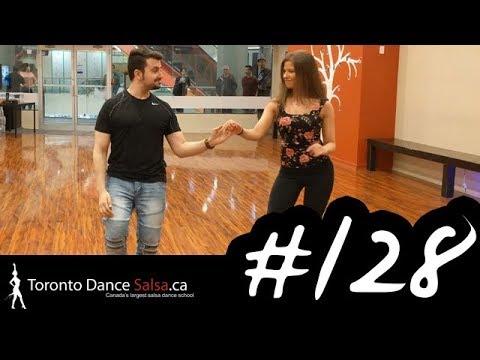 TDS Intermediate Salsa Combination #128 -  Aleks & Kristie