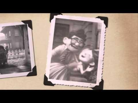Up Ellie Y Carl La Mejor Aventura Fue Estar Juntos Youtube