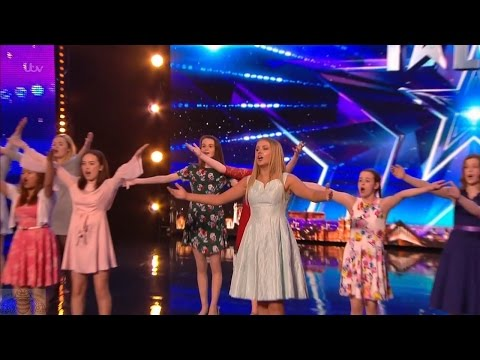 Britain's Got Talent 2017 Angelicus Celtis Choir Sing An Inspiring Nessun Dorma Full Audition