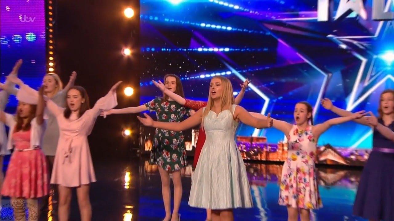 Download Britain's Got Talent 2017 Angelicus Celtis Choir Sing An Inspiring Nessun Dorma Full Audition