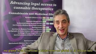 Ansiedad y Depresión - Testimonio de Cannabis Medicinal: Jonathan Liebling