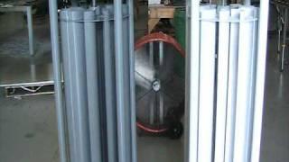 Low Wind Turbine NEW BLADE 2,500 watt