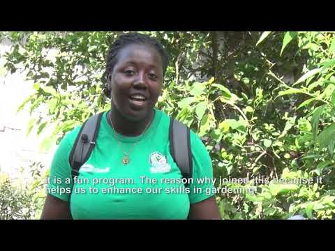 CFLI - Growing Climate Change Adaptation Capacity in St. Vincent