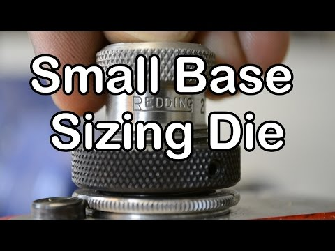 Small Base Dies explained