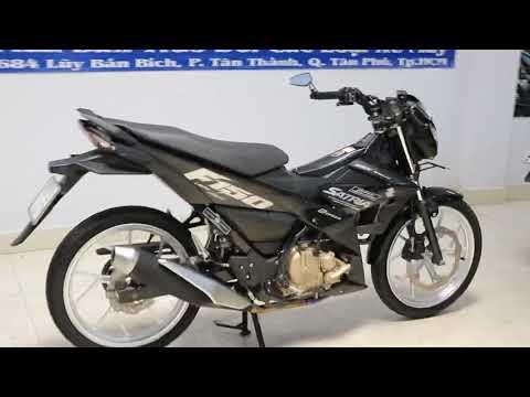 Bán Satria Cũ Dk 8/2018 Bst 86 Bình Thuận, 9 Chủ --- ( Pink Racing Shop ) Giá 39.900.000