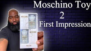 Moschino Toy 2(First Impressio…