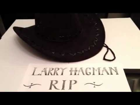 Larry Hagman R.I.P (J.R Ewing in TV Series Dallas)