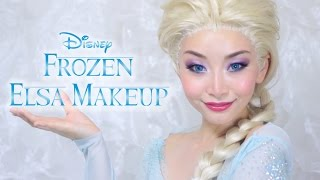【アナ雪】エルサ風メイク☆Disney's Frozen Elsa Makeup Tutorial thumbnail