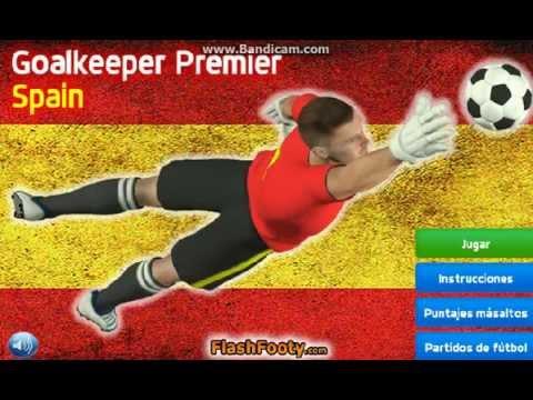Goalkeeper Premier Spain #1