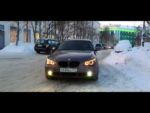 Наваливаем на BMW E60. Итог 2020. С Новым Годом!!!