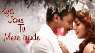 Kya Jaane Tu Mere Irade Female Version ||Wajah tum ho love story song||Love story||love Status