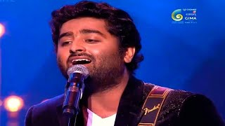Tujhe Yaad Kar Liaa Hain 😭 Arijit Singh - Emotional Live Performance - Gima Awards   PM Music