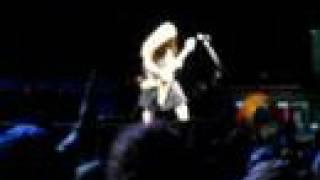 Zakk Wylde Star Spangled Banner Ozzfest 2007 guitar solo pt3