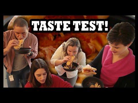 ROGUE TASTE TEST: Olive Garden Breadstick Sandwiches – Food Feeder