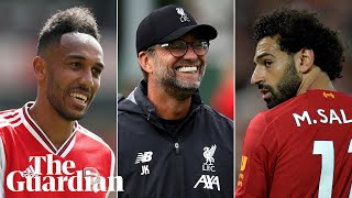 'Real speed up front – wow!': Klopp on Liverpool's clash with Arsenal
