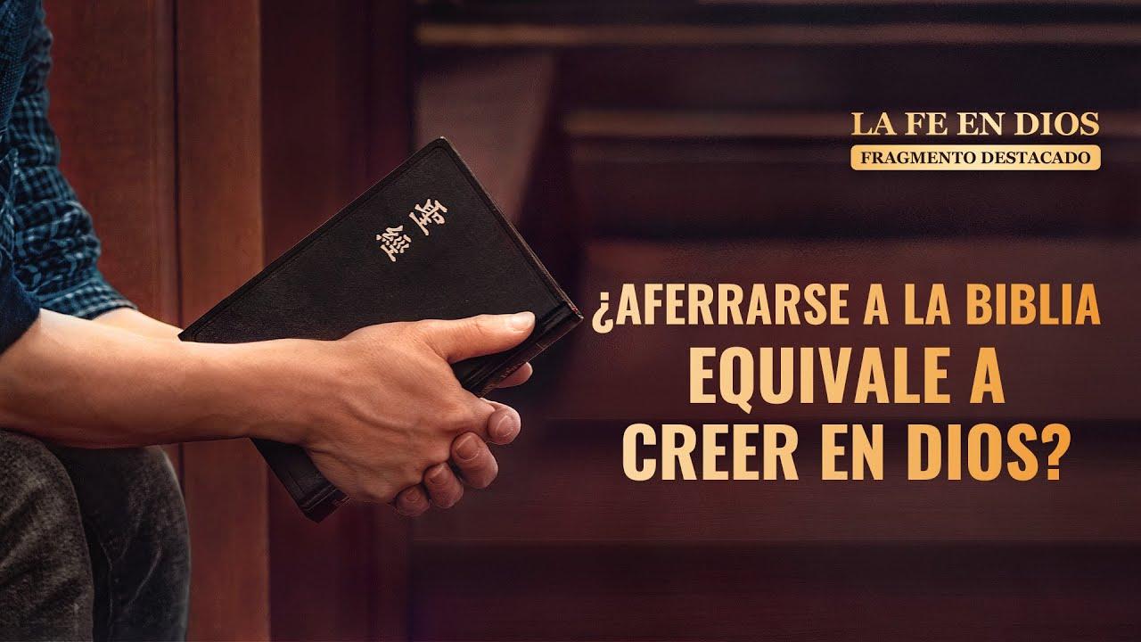 """""""La fe en Dios"""" Escena 4 - ¿Aferrarse a la Biblia equivale a creer en el Señor? (Español Latino)"""