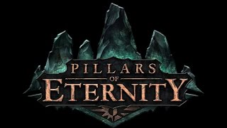 Pillars of Eternity - Adra Dragon Battle (Hard Difficulty with Druid PC)