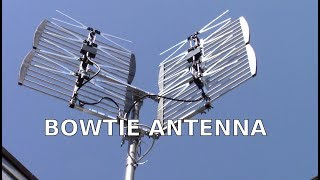 Bowtie Antenna -  Digiwave 360 Degree Adjustable Multidirectional Super 8 Bay HDTV Antenna
