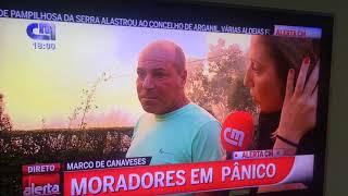 CMTV. Entrevistado diz asneira em direto!! O MONTE QUE SA F***!!!